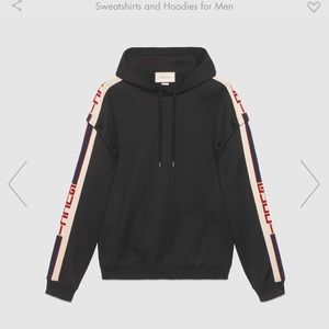 Other - Gucci Technical Jersey Hoodie